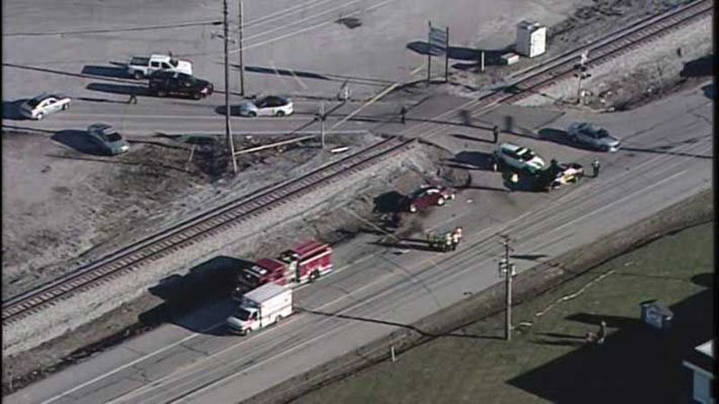 The crash happened in the 2000 block of Coopers Lane. (Source: WAVE 3 News)