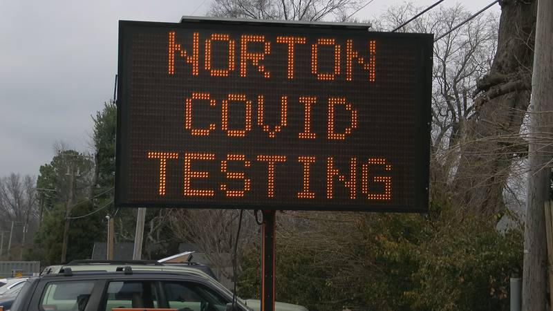People continue to get tested for differing reasons.