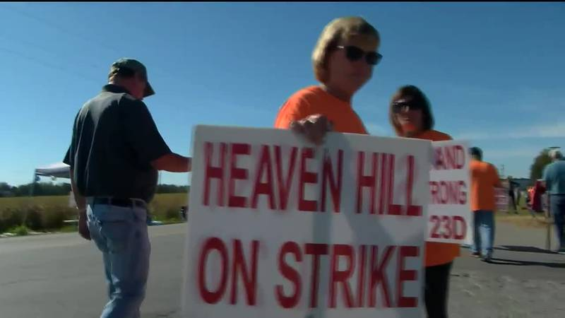 A six-week long strike has come to an end Saturday evening after union workers vote to accept a...