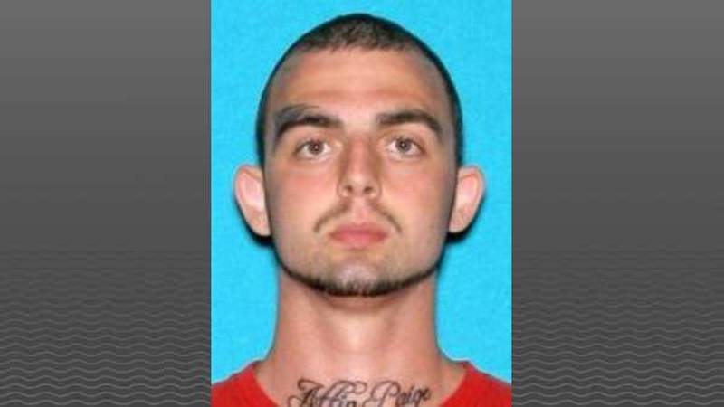 Michael Ray Tipton, 27, disappeared just before 9 p.m. Sunday, according to Indiana State Police.