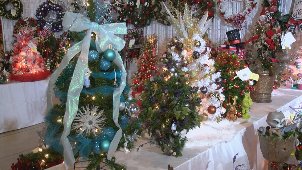 The 2020 Festival of Trees and Lights moves virtual, in light of the coronavius pandemic.