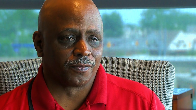 Metro Council President David James announced he was suspending his campaign for Louisville...