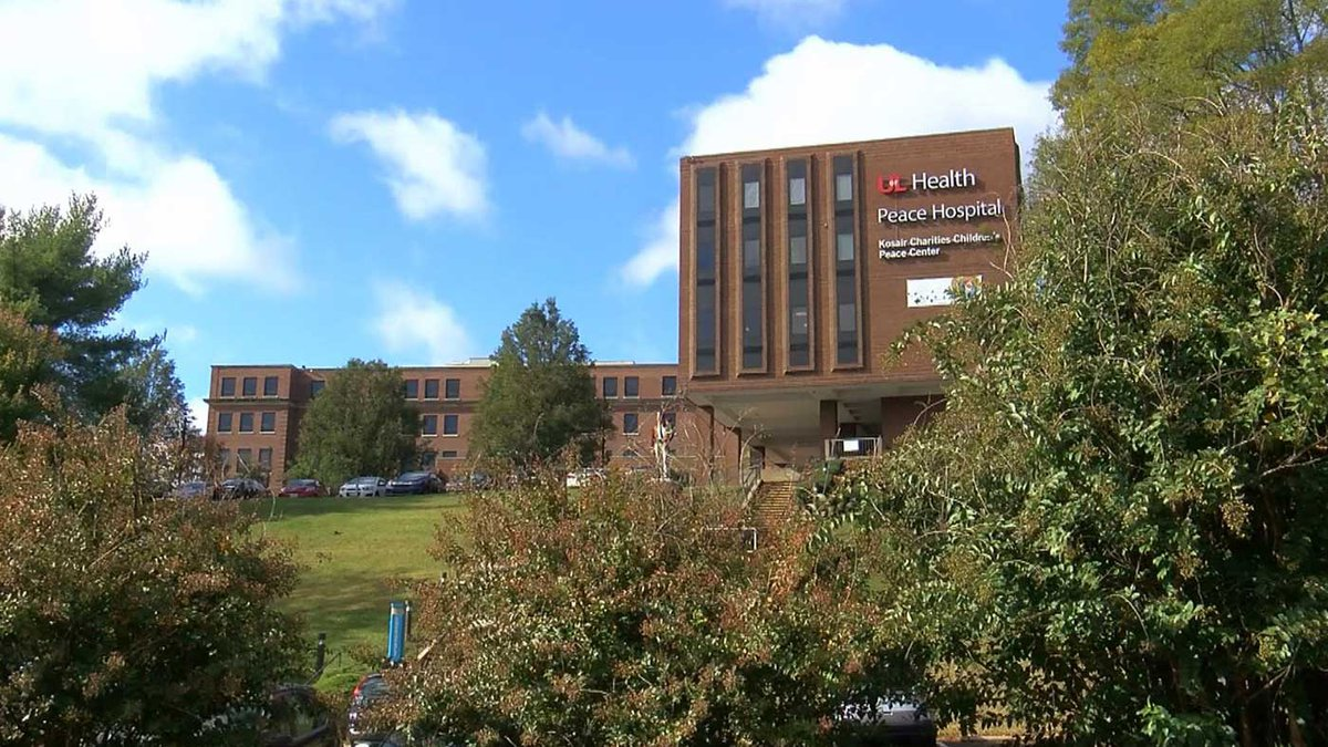 The Louisville Metro Health Department confirmed 17 staff members and 21 youth inpatients at...
