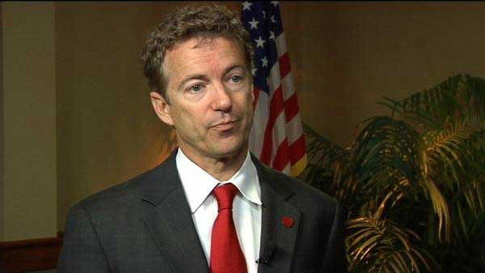 Senator-elect Rand Paul (R-KY)