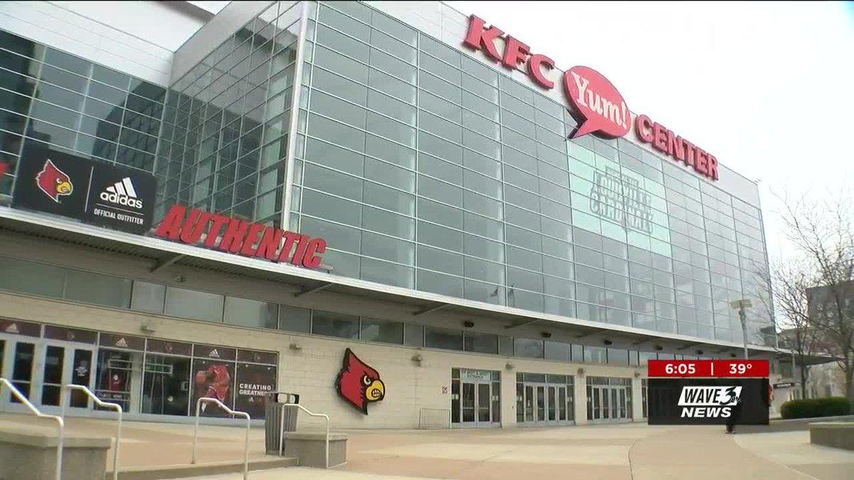 KFC Yum! Center kicks off busiest month in history