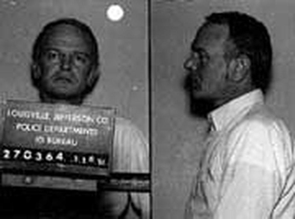 Gregory Oakley's 1984 mugshot (Photo courtesy: Louisville Metro Police)
