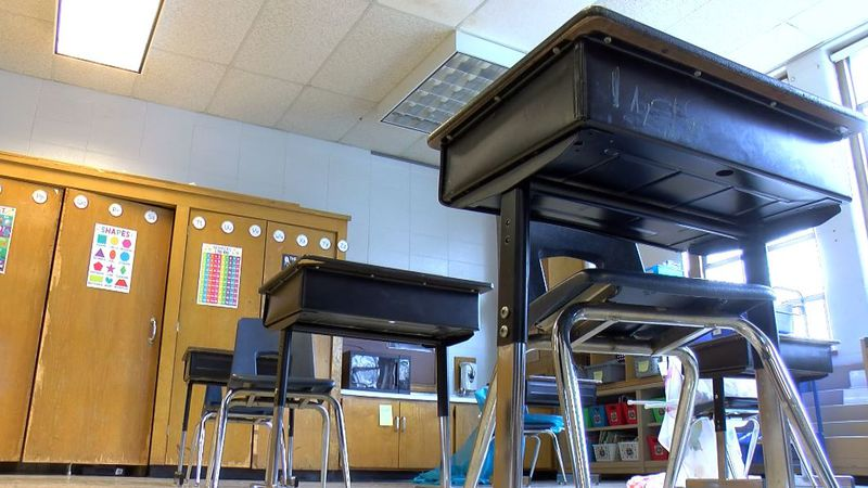 JCPS staff has adopted new cleaning and sanitization procedures to keep students and educators...