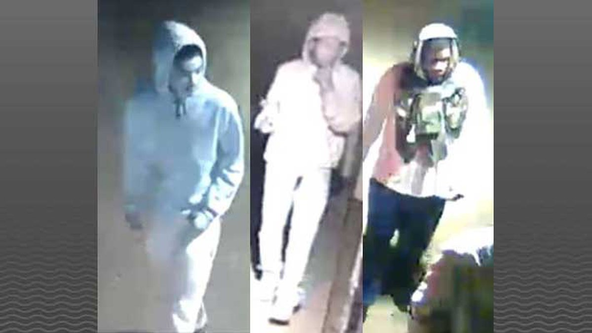 Anyone who recognizes these suspects should call the Oldham County Police Department. (Source:...
