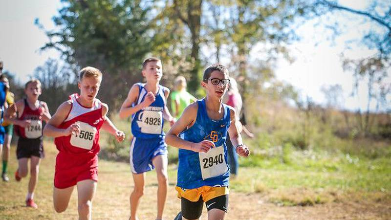 Thirteen-year old Ryan Shaps doesn't think about the breaths he takes while running. But his...