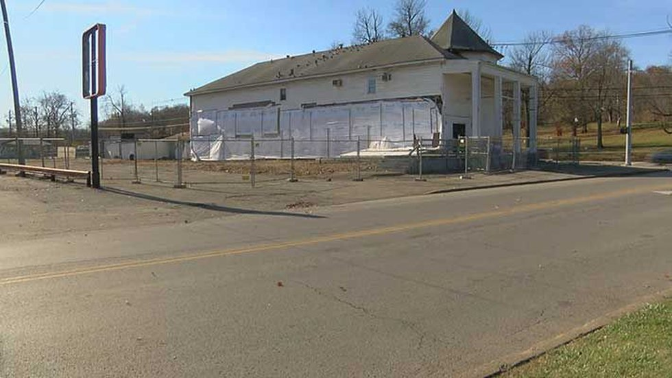 This is what Colonial Gardens looks like now. (Source: WAVE 3 News)
