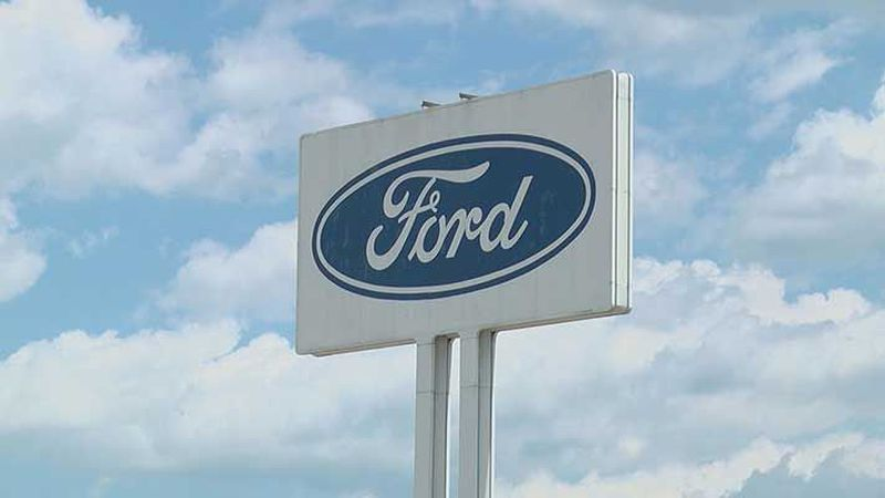 Approximately 2,700 workers were off the line at Ford's Kentucky Truck Plant. (Source: WAVE 3...