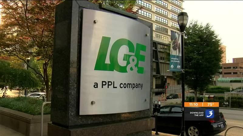 LG&E sign video still