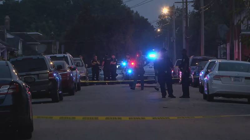 Two shootings on Cecil Avenue led to three teenagers being shot. One of them is now dead.