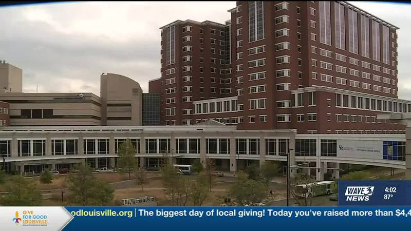 The Kentucky Children's Hospital tells us the rising COVID-19 numbers are leading to more sick...