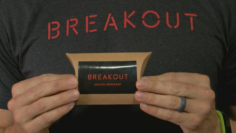 20 $100 bills will be hidden around Louisville, courtesy of Breakout Games.