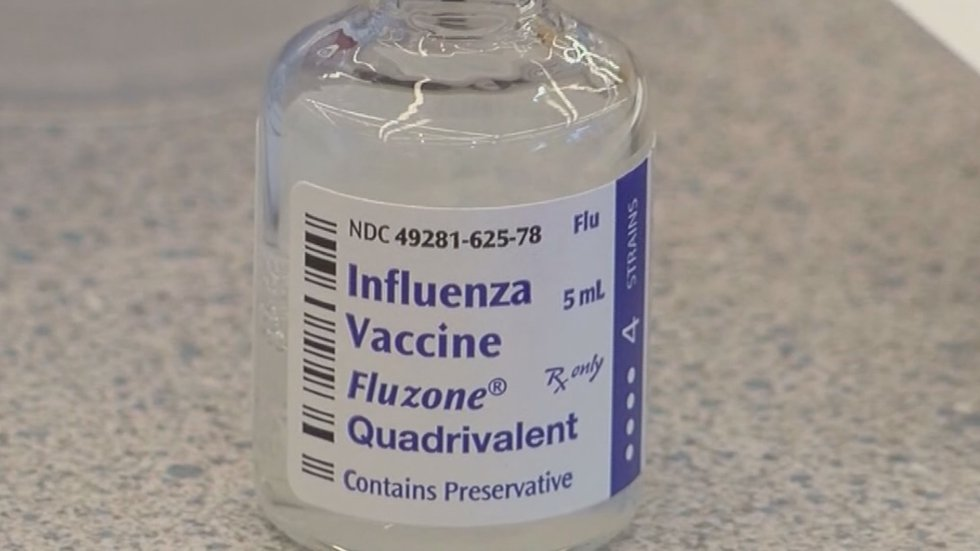 Health experts say the typical flu season starts around October 1.