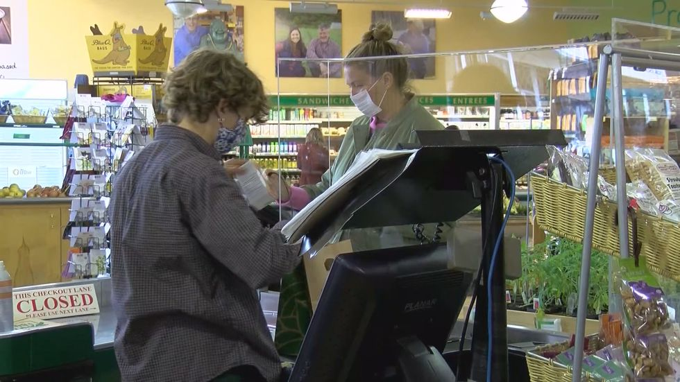 Some retailers are applauding the extension of federal benefits.