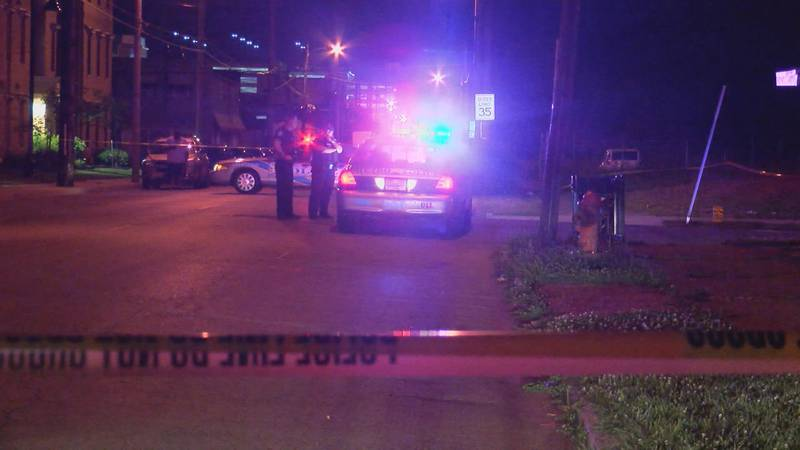 A man was shot and killed on Roselane Street, which is off Shelby Street near East Broadway.