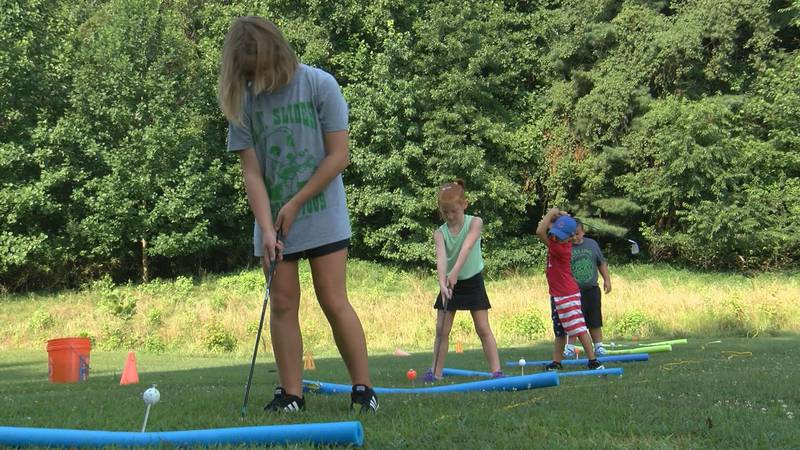 First Tee Louisville provides golfing opportunities for the youth of Southwest Louisville at...