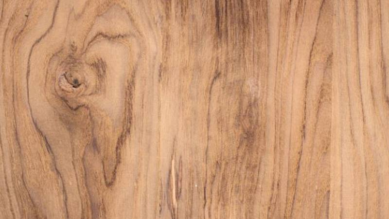 The natural- yet fake-looking wood that's become so popular on home-makeover shows is...