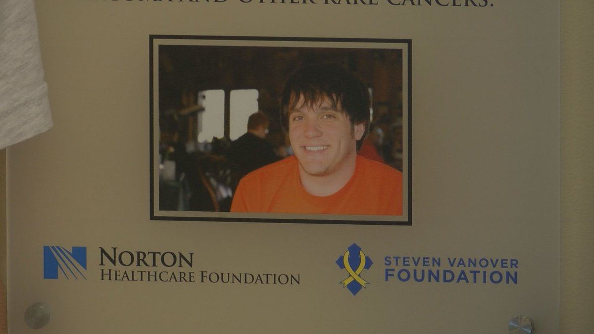 Steven Vanover passed away from a rare form of cancer at the age of 23. (Source: WAVE 3 News)