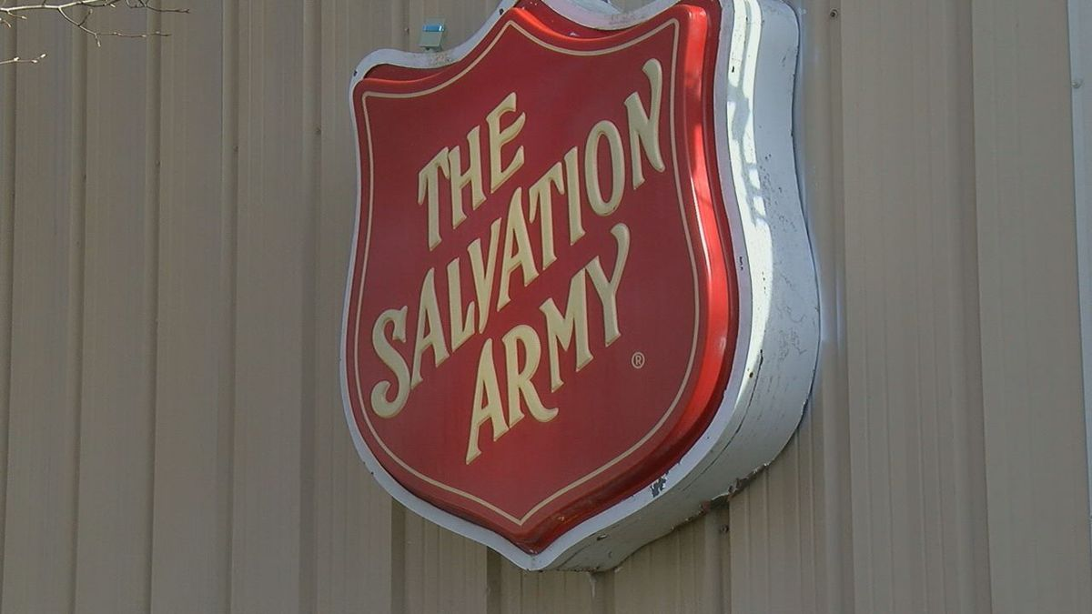 The Salvation Army's Angel Tree Program provides gifts for children to open for Christmas....