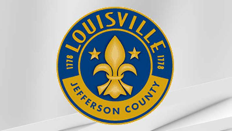 Official seal of Louisville Metro Government.
