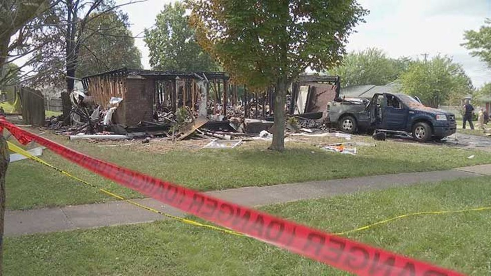 Thursday, police confirmed a fire was set intentionally inside the home, leading to two...