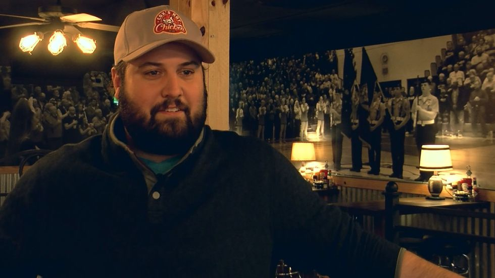 Andrew Cox is a successful restaurateur and the owner of the new Cox's Hot Chicken.