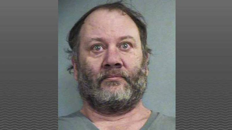 John Roark was arrested after receiving a package containing 14 pounds of marijuana.