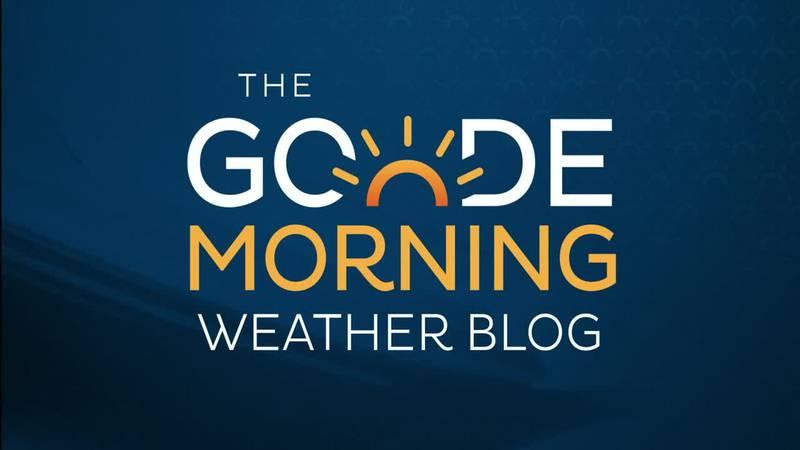 Goode Morning Weather Blog 9/27