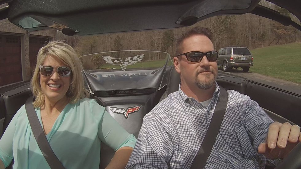 Christy and Michael Childers (Source: WAVE 3 News)