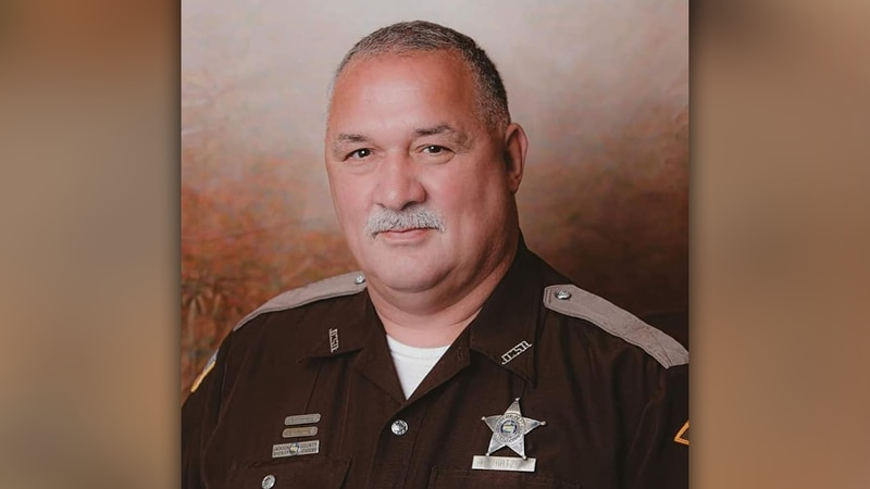 Rick Hirtzel worked for the Jackson County Sheriff's Department.