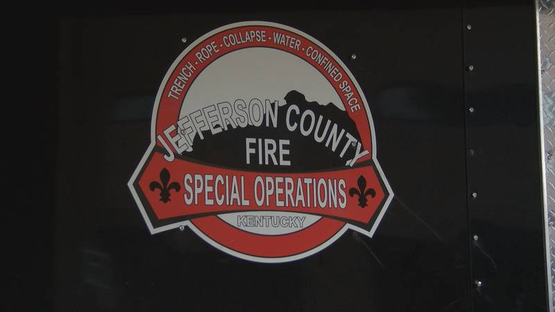 The Jefferson County Fire Special Operations team would be tasked with responding to a building...