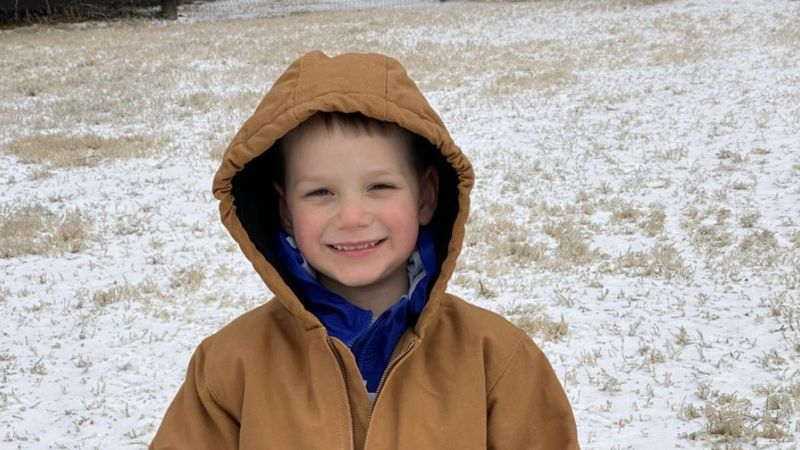 A real snow day ... that's what a lot of WAVE Country kids and parents found themselves with...