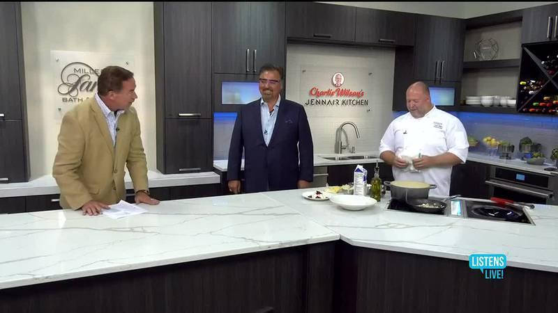 John Ramsey welcomes Lexus of Louisville & Volare to the Listens Live Studio
