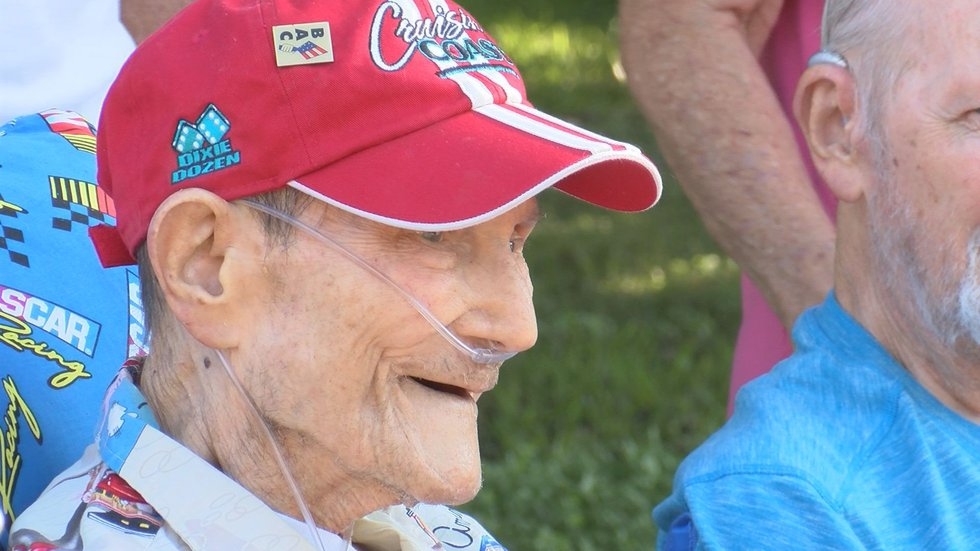 Cruisin' the Coast brings back many memories for one 94-year-old Biloxi man. Memories JT...