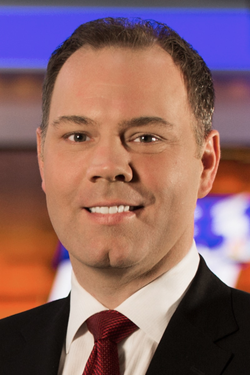 Headshot of Kevin Harned, Chief Meteorologist