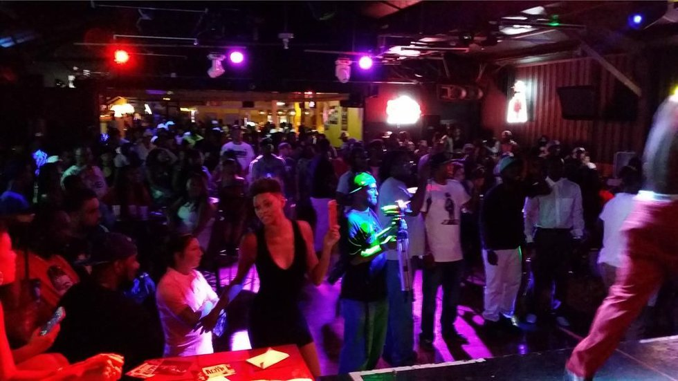 The Kentucky Urban Entertainment Awards packed in a wall-to-wall crowd at Coconut Beach in...