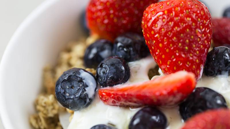 The American Heart Association said people who eat breakfast have lower rates of heart disease.