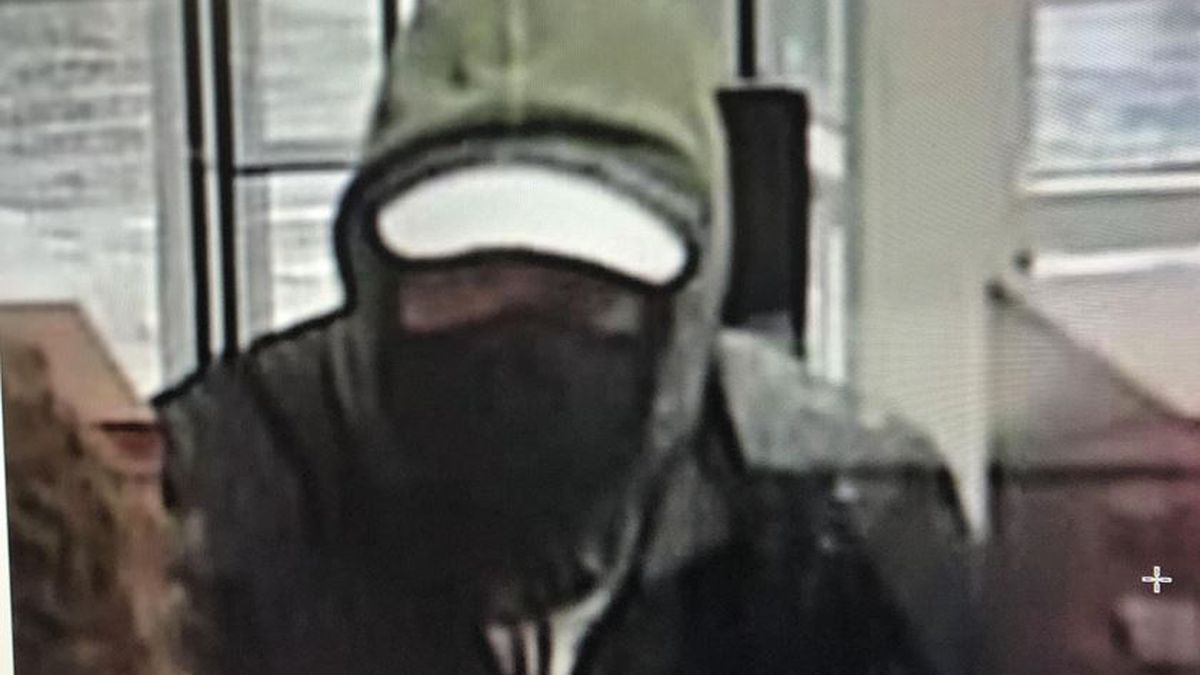 The robbery happened around 10:30 a.m. Thursday at the US Bank, located at 2115 E. Spring...