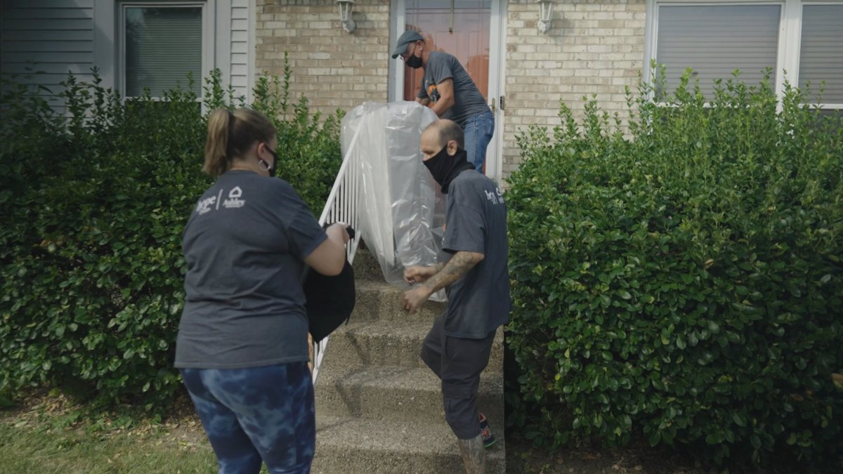 For 20 Louisville-area children in need, a surprise donation allowed them the opportunity for a...