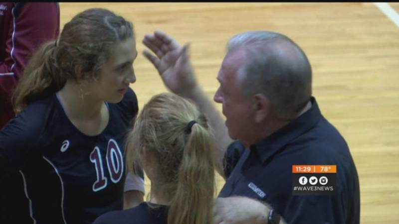 Assumption beats Sacred Heart in matchup of volleyball powers