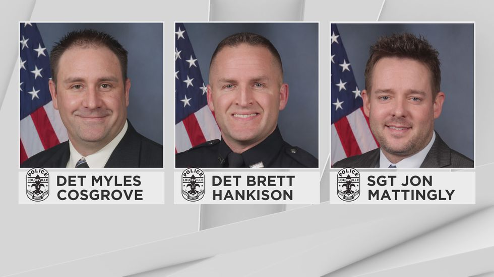 The results they're seeking is for officers Jon Mattingly and Myles Cosgrove to be fired and...
