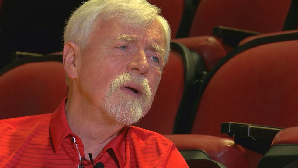 Paul Just, a a friend of John Asher's and semi-retired WKU Sports Information Director....
