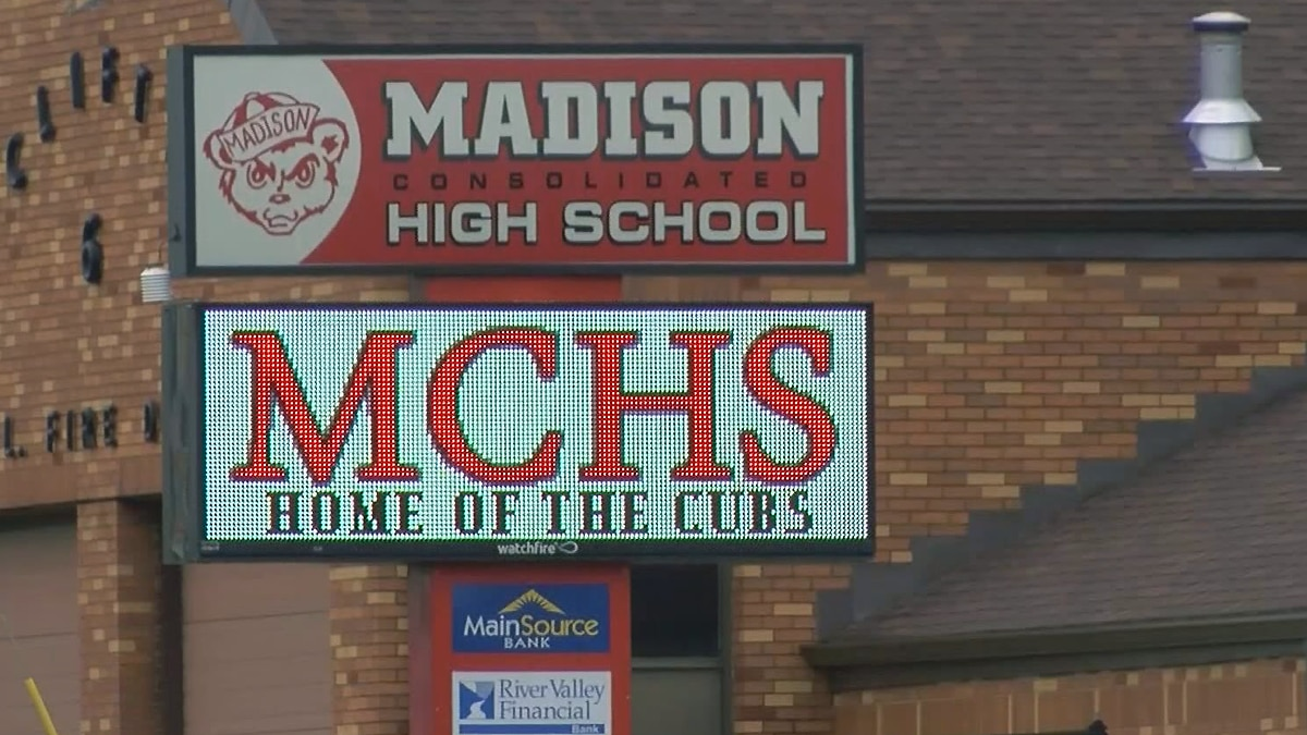 The first day of school for students in Madison Consolidated Schools is Aug. 11.