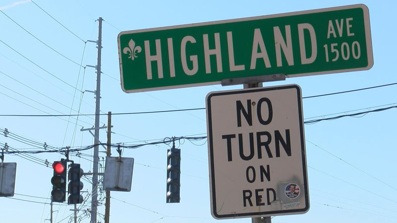 Louisville's Highlands neighborhood was the scene of a deadly shooting after a man was shot to...