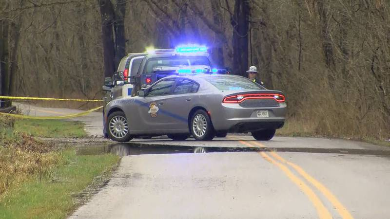 KSP spokesman Bernie Napier said troopers were called to the 4300 block of Bardstown Trail...