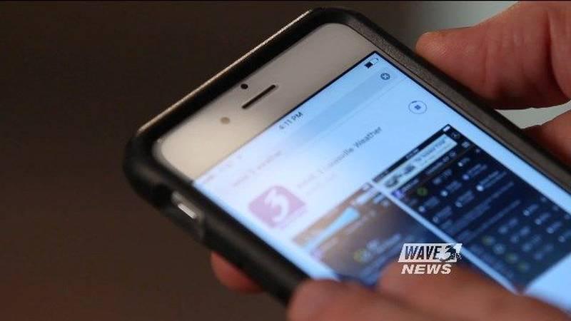 VIDEO: WAVE 3 News Weather App Alerts