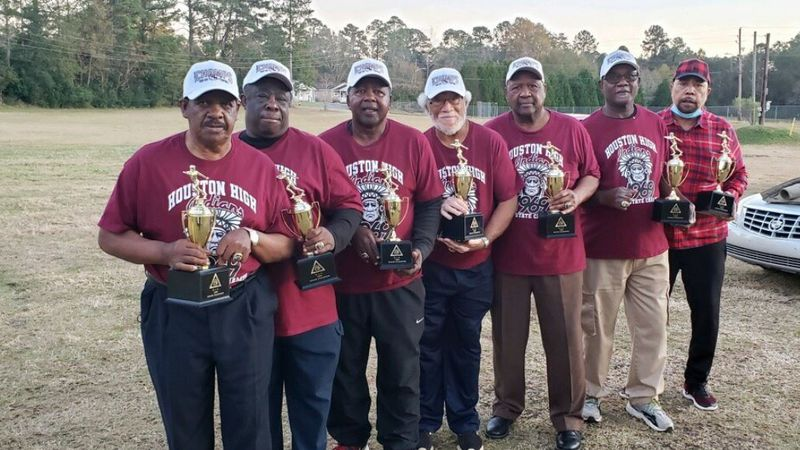It took more than 50 years, but a Black high school football team that won a state championship...